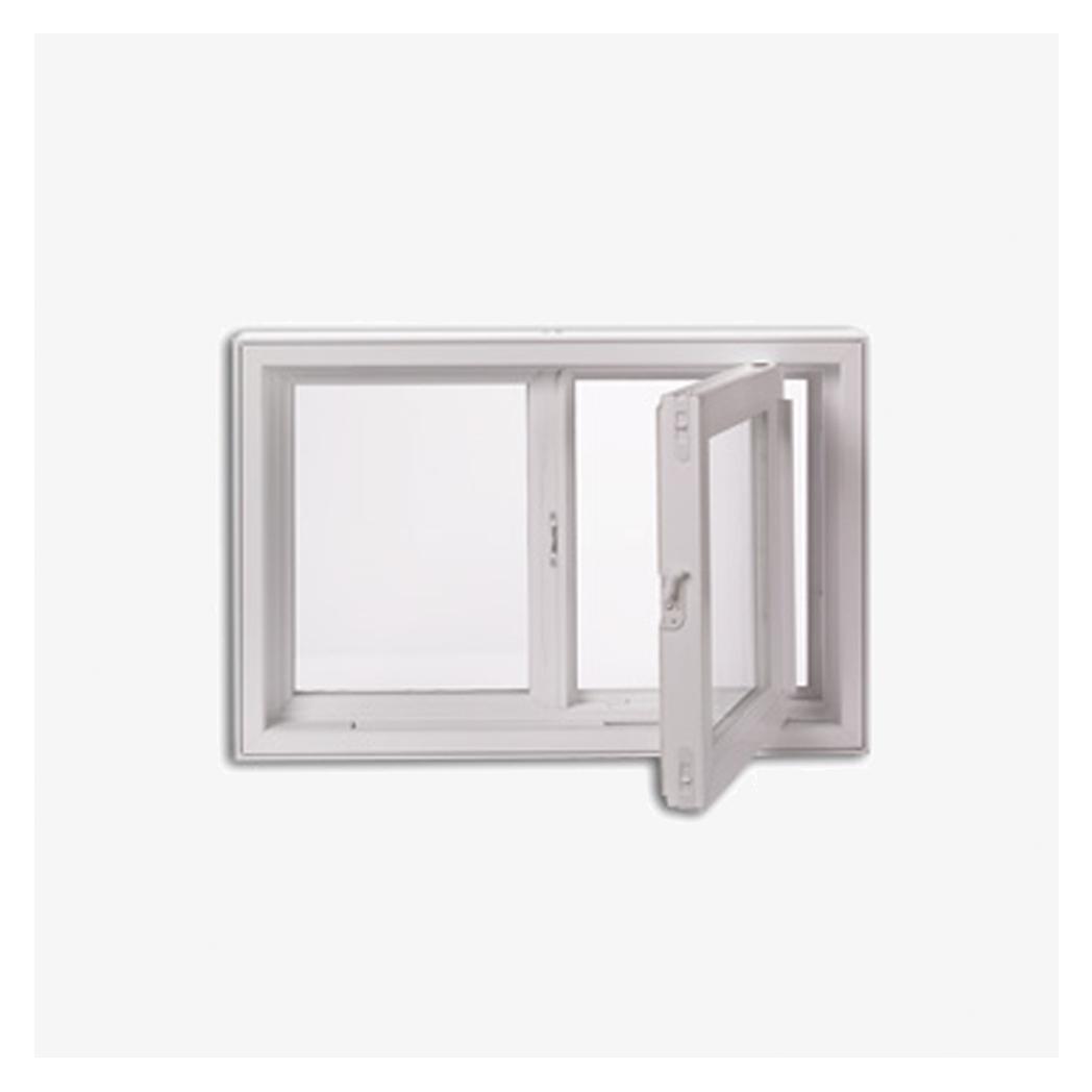 HC 210 Single Tilt Slider Windows