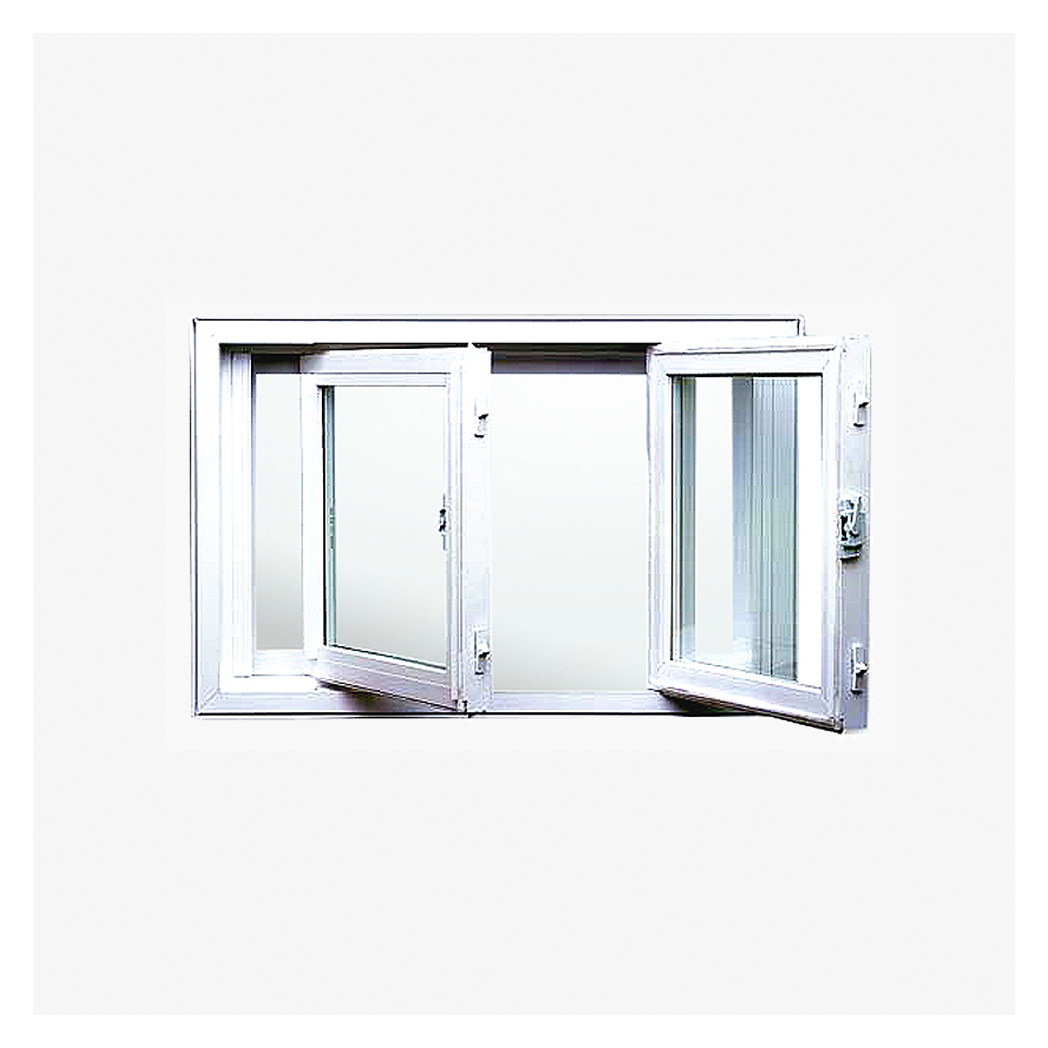 WC-250 Series Double Slider Tilt Windows
