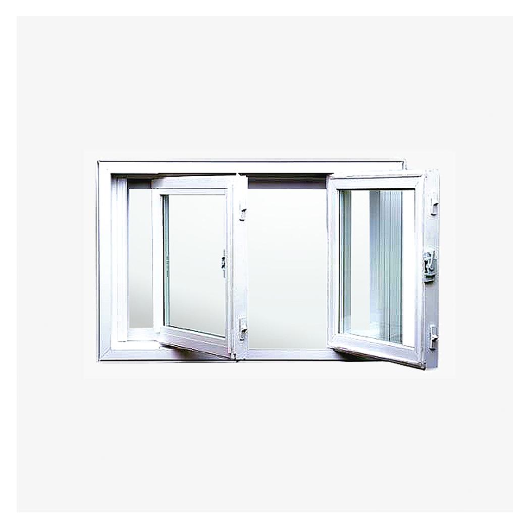 WC-250 Series Double Slider Tilt Windows