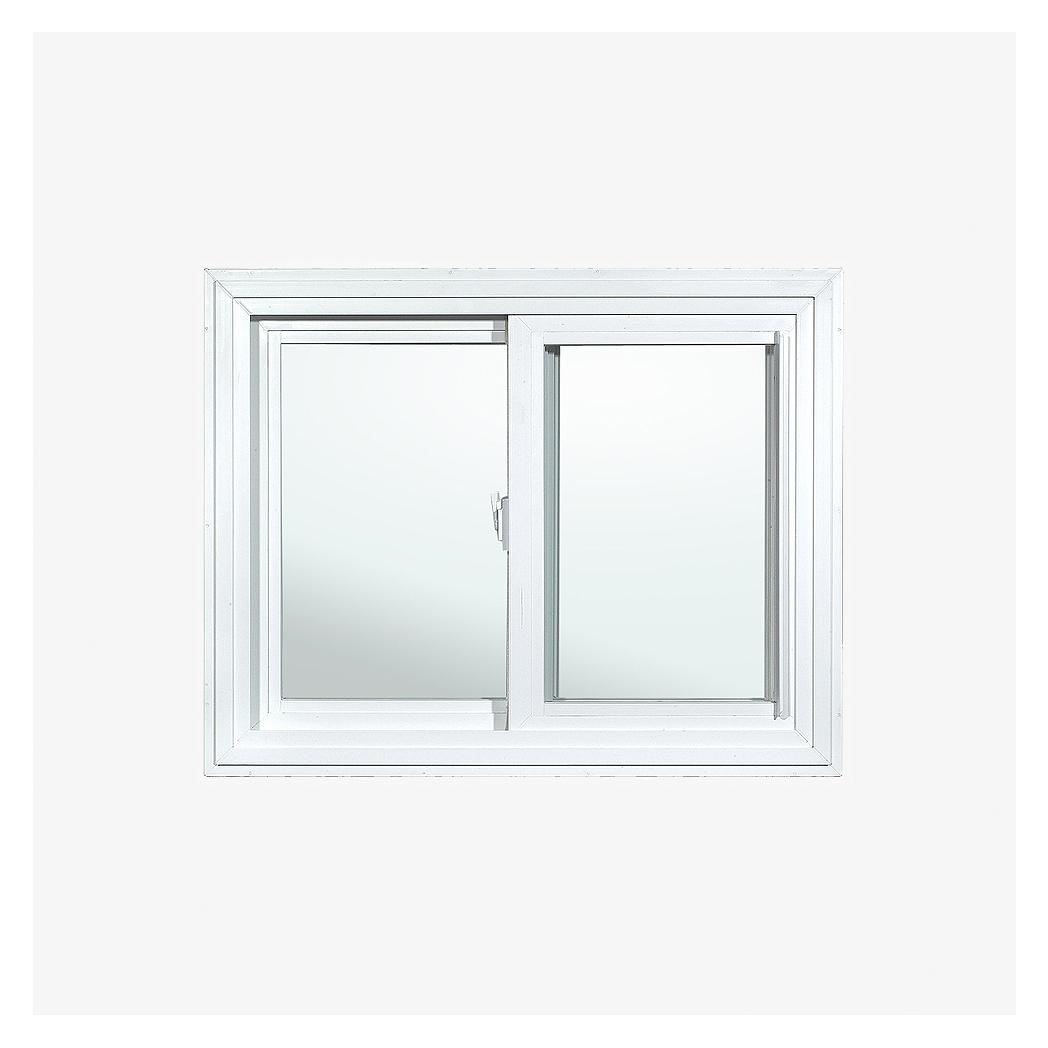 WC.300 Series Single Slider Lift-Out Windows - Vinyl City