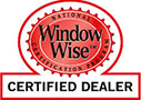 Window Wise Certified Dealer